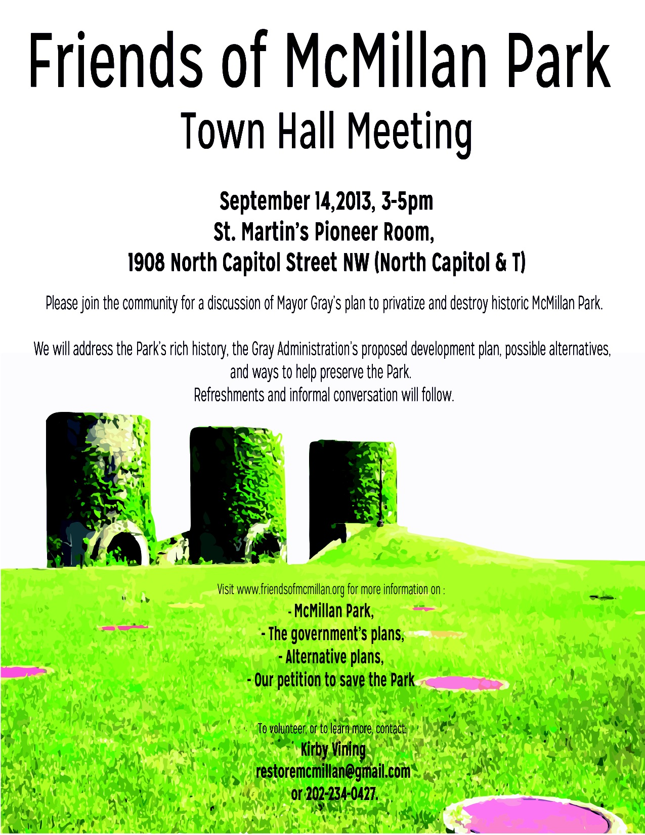 McMillan Park Town Hall Mtg Flyer - Color - Smaller